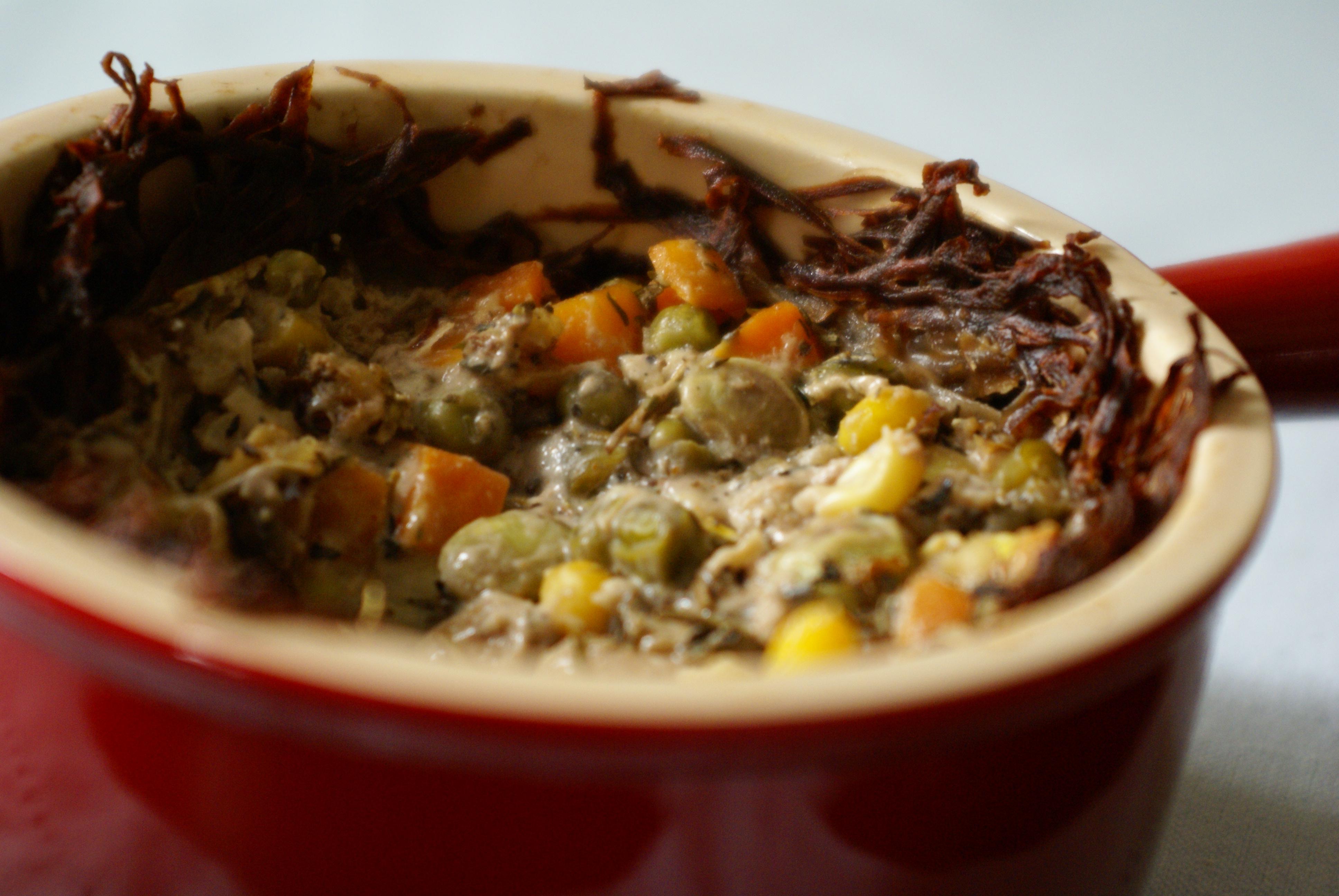 """Hash Brown Pot """"Pie"""""""
