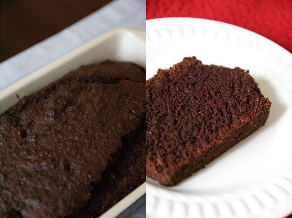 Simple chocolate loaf cake recipe
